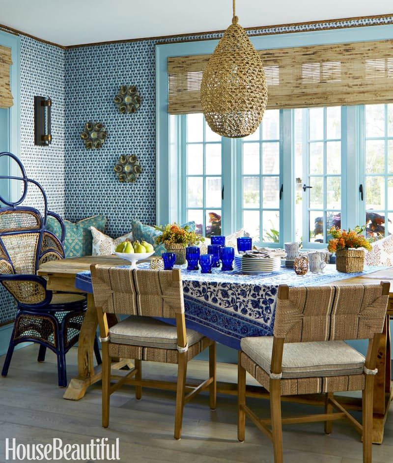 Anthropologie Dining Room: Yes, The Home Of Anthropologie's Co-Founder Is Amazing