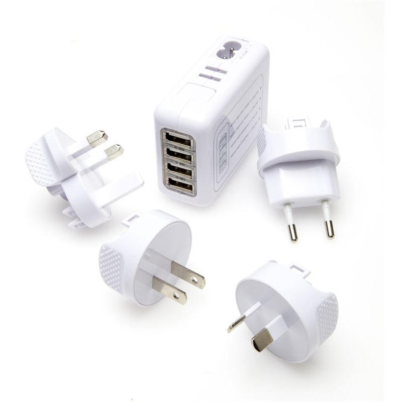 find korjo 4 port usb travel adaptor plug at bunnings warehouse  visit your local store for the