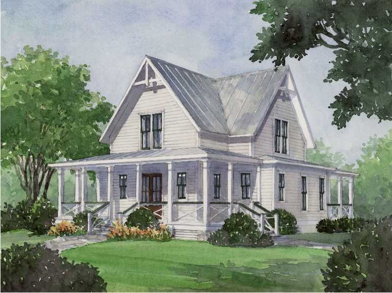 Bucksport Cottage   Moser Design Group | Southern Living House Plans |  House Idea | Pinterest | Southern Living House Plans, Southern Living And  House