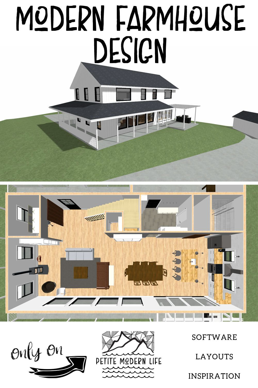 Modern Farmhouse Design Reveal
