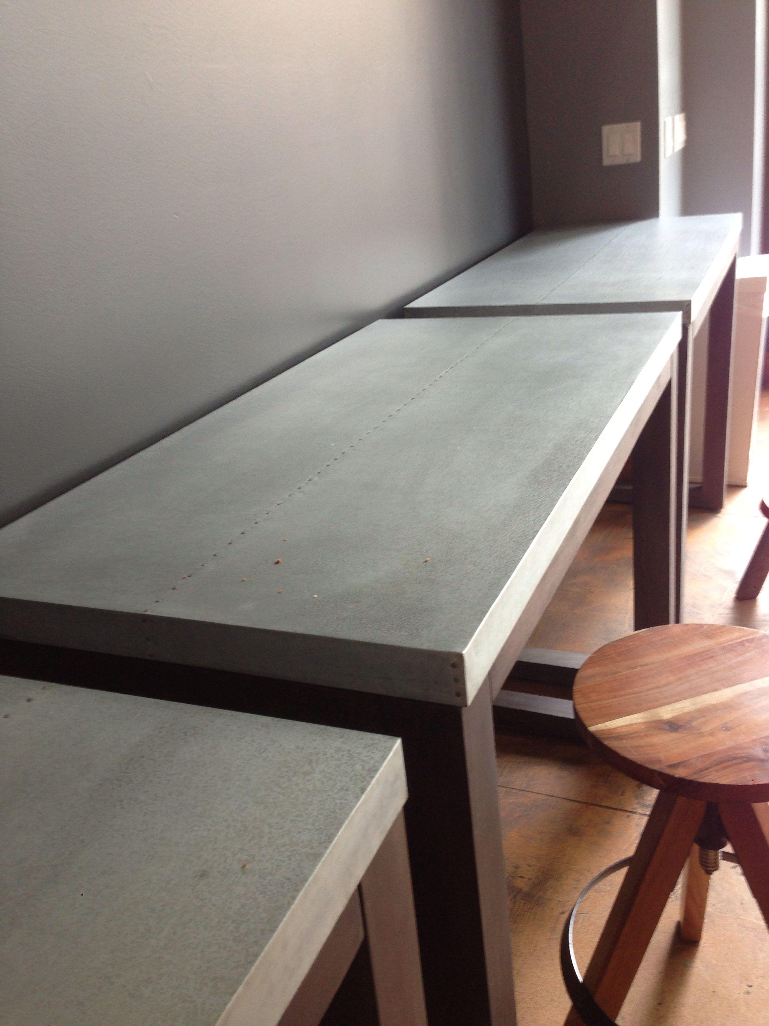kitchen zinc dining table decor home decor on kitchen zinc id=93170