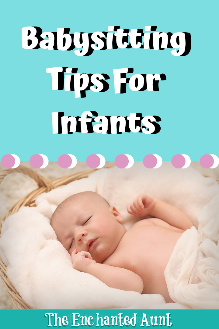 How To Babysit An Infant Babysitting Babysitting Jobs Infant