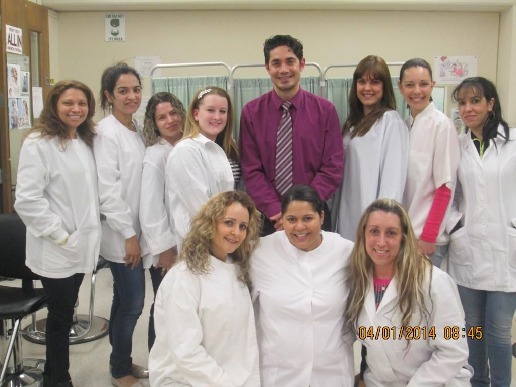 Victor Lopes Makeup Artist Class of 2013-2014 005