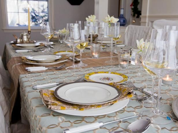 The storage experts at HGTV.com share seven easy tips for keeping your table linens safe and out of sight when you're not entertaining.