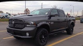 2014 ram 1500 sport crew cab w 4 lift maciver dodge jeep - Dodge Ram 2014 Lifted