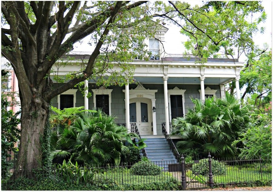 Lower Garden District Home to Condos | Historic New Orleans Homes ...