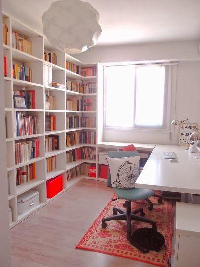 La decoraci n n rdica en un piso real en casa for Decoracion pisos reales