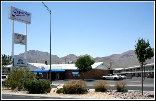 SuperLodge Motel El Paso Northeast Where To Stay in El