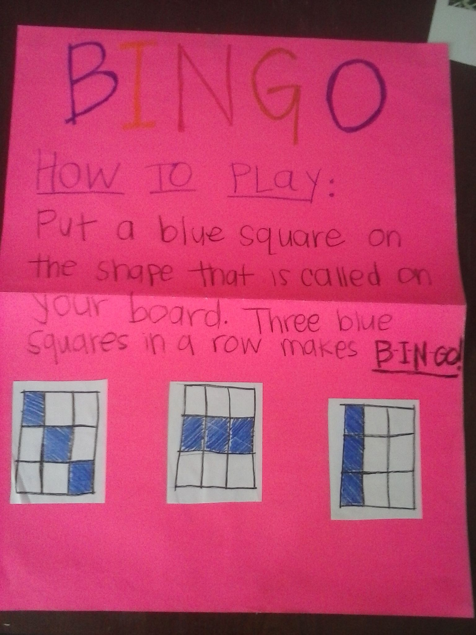 Bingo Game Rules Bingo, Blue square, Bingo games