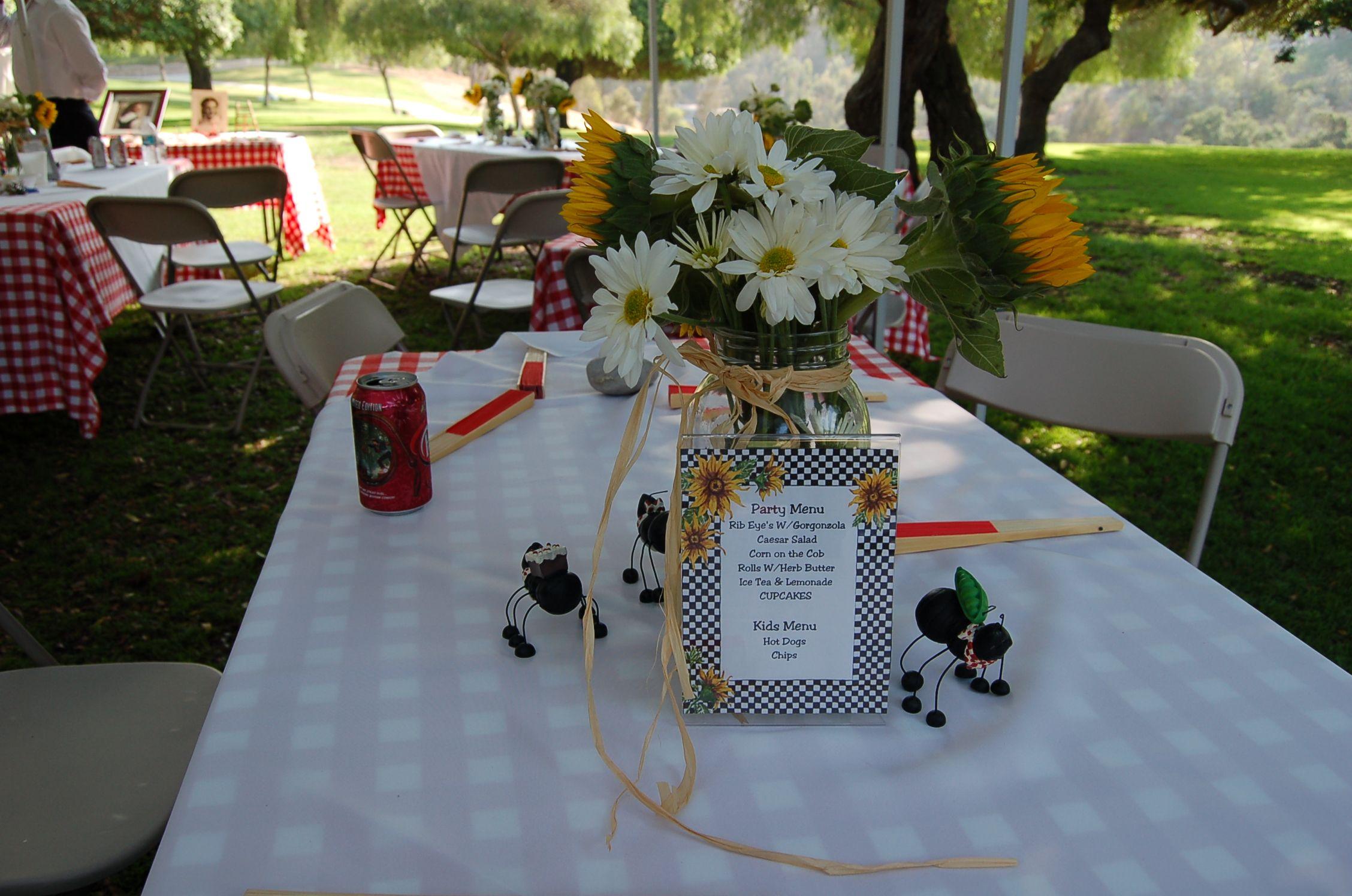 70th Birthday Party Decoration Ideas