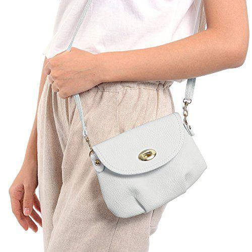 Anladia Ladies Mini SMALL Handbag Envelope Crossbody Shoulder Messenger  Totes Bag Purse 81a90bd323930