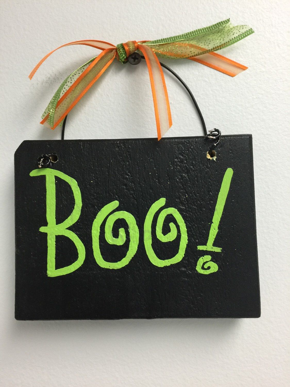cute halloween decor halloween sign halloween decorations httpswwwetsycom