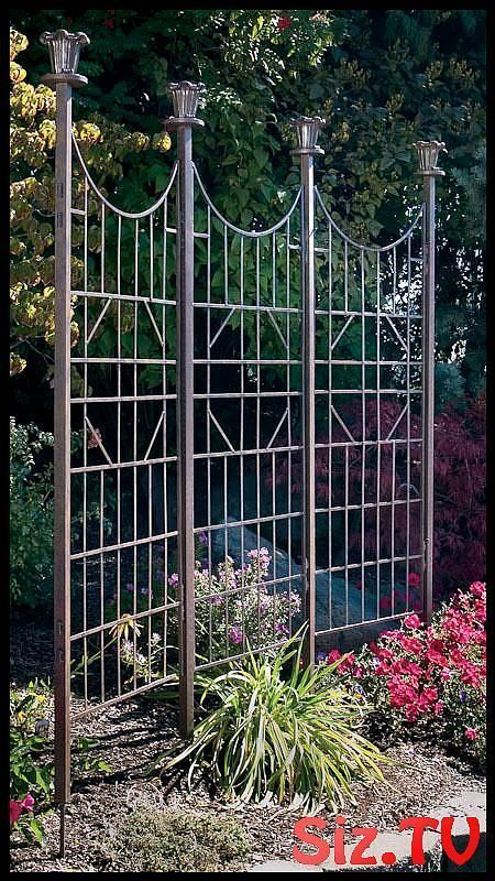 Trellis Patio Screen Garden Screen Trellis Patio Screen Description Heavy Durable Construction H Potter S Large Metal Garden Screen Trellis Has A Charcoal Brown Powder Coated Finish And Is Made With Heavy Duty Iron And Cast Aluminum Finials For Ultimate Durability And Timeless Appeal It Is Perfect For