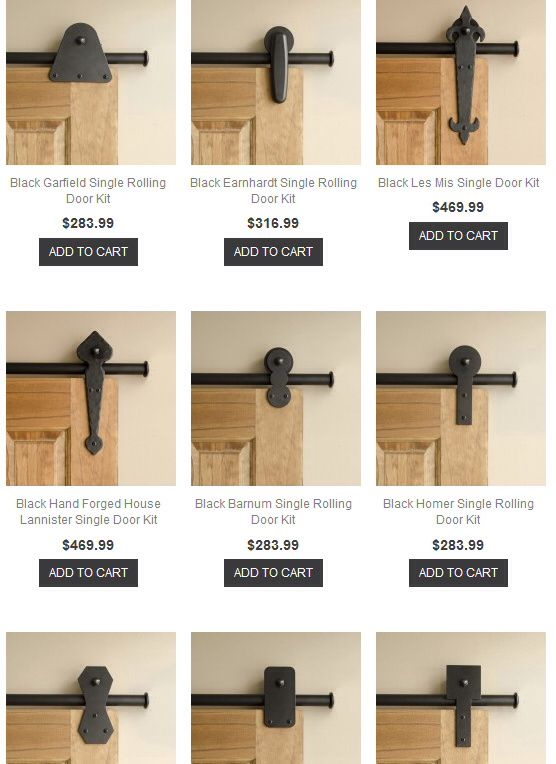 Image from httpsasinteriorswp contentuploads201307 sliding door hardware who would have known you have so many choices when installing barn doors in the home rolling door designs online resource for planetlyrics Gallery