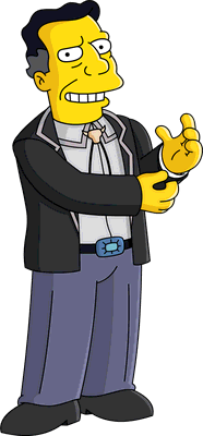 Pin By Luis Alberto Vargas On Simpsonizer In 2020 The Simpsons Movie The Simpsons Charles Montgomery