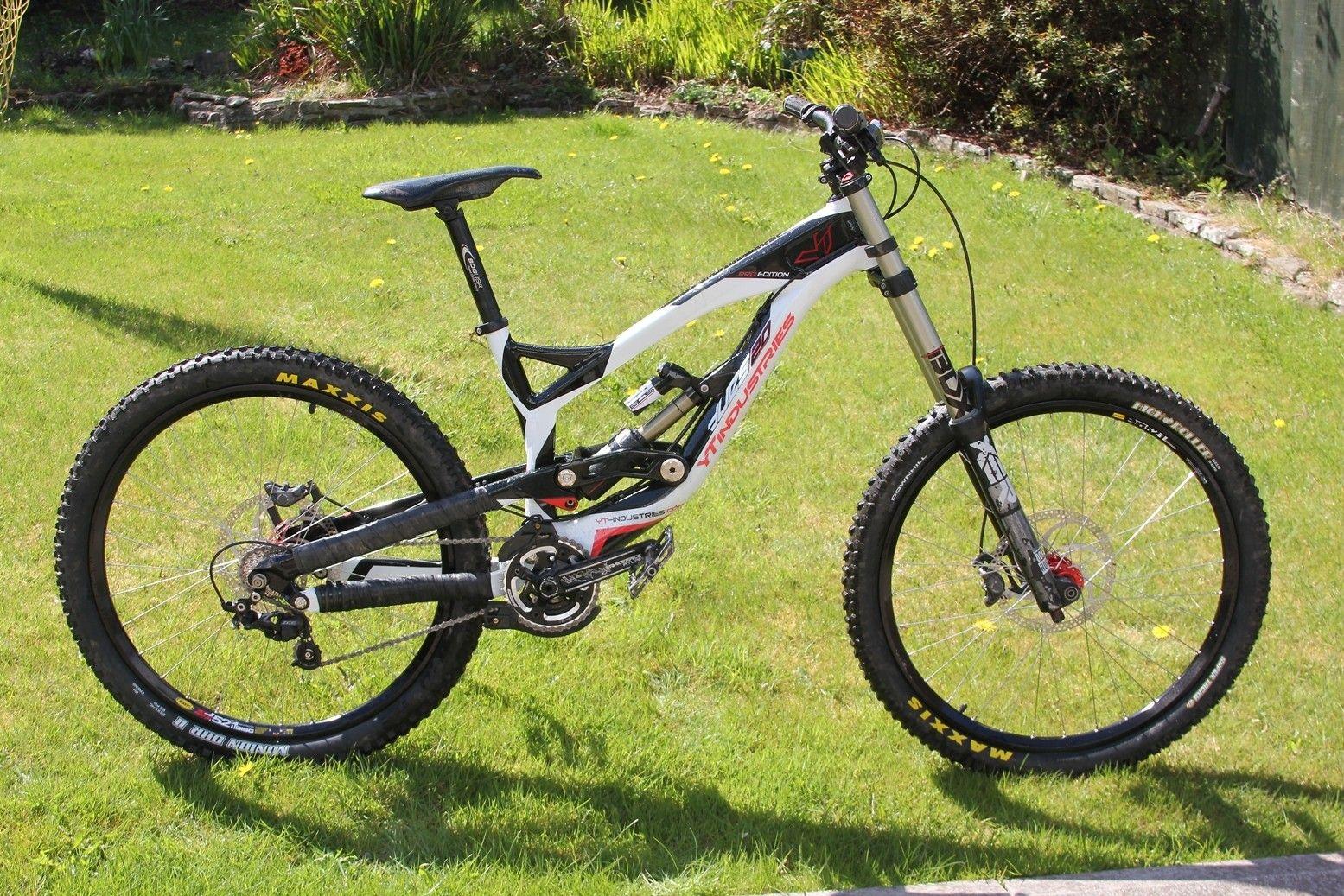 Yt Tues 2 0 Mattaddison S Bike Check Vital Mtb Looks