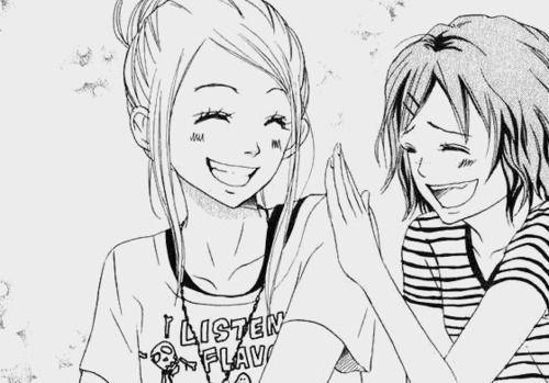 Resultado De Imagen Para Anime Frases De Amistad Tumblr Imagenes