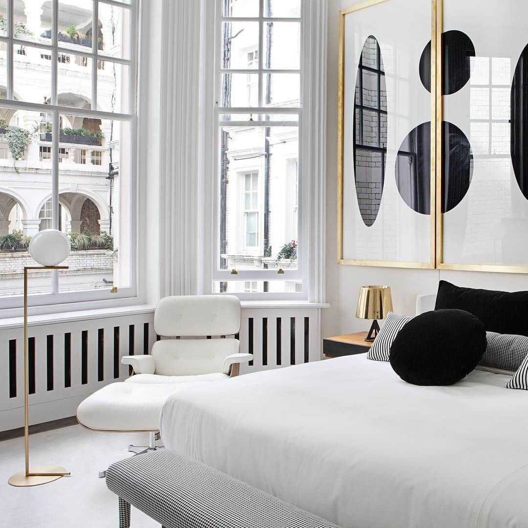 An Intro to the Parisian Art Deco Style | Dreaming... Home - Bedroom ...