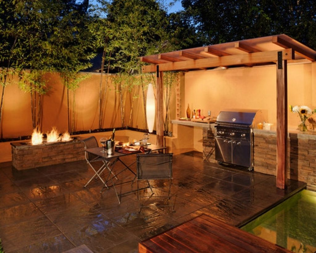 Backyard Barbecue Design Ideas Backyard Bbq Grills Ideas Pictures