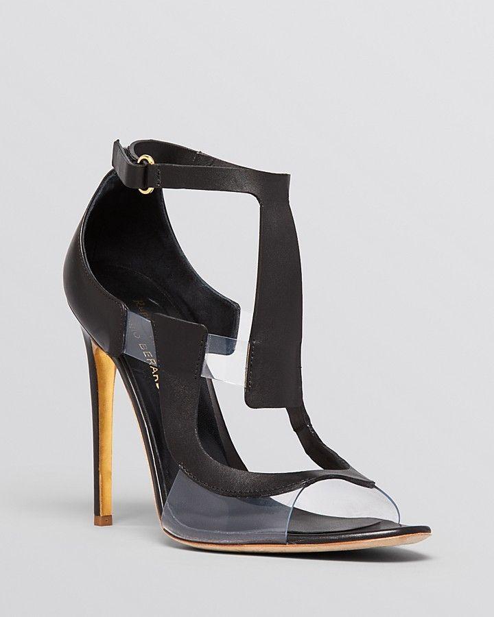 4869b5c08 Rupert Sanderson Open Toe Sandals - Furore High Heel on shopstyle.com