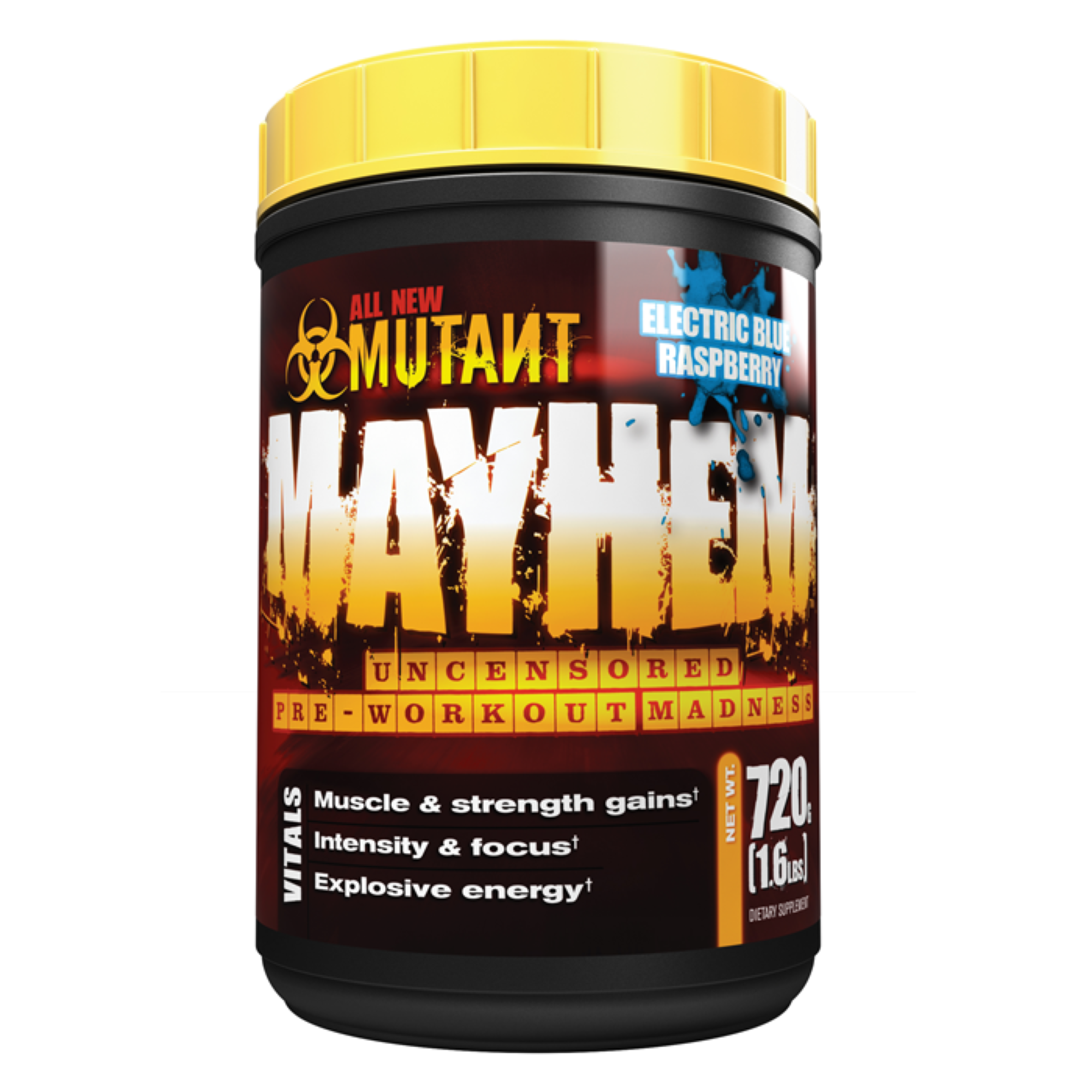 Mutant Mayhem | Mutant Supplements - Official Trade Sports