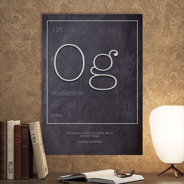 Metal Poster Oganesson thumbnail