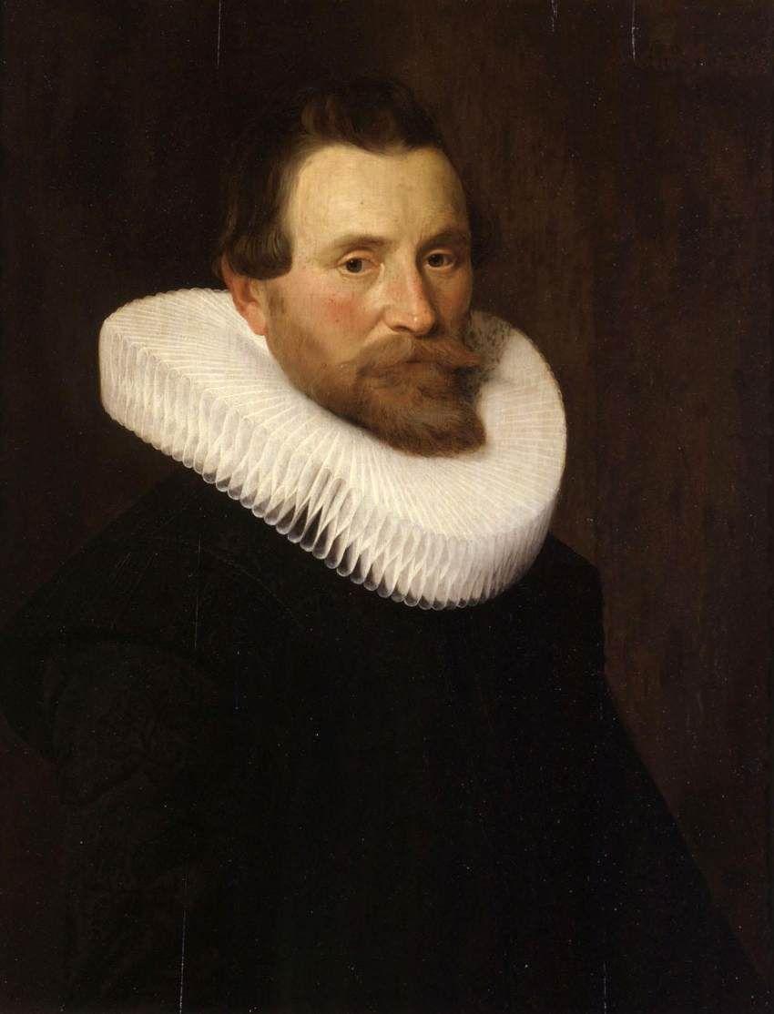 Nicolaes Eliasz Pickenoy, Portrait of a Gentleman, c. 1629 - Private collection