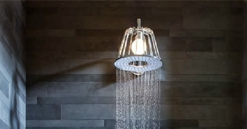 Douche en lamp: Axor LampShower | Badkamer | Pinterest