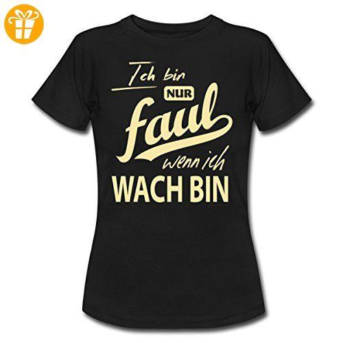T-Shirt Damen V-Neck getshirts RAHMENLOS® Geschenke Ich befinde mich im ..