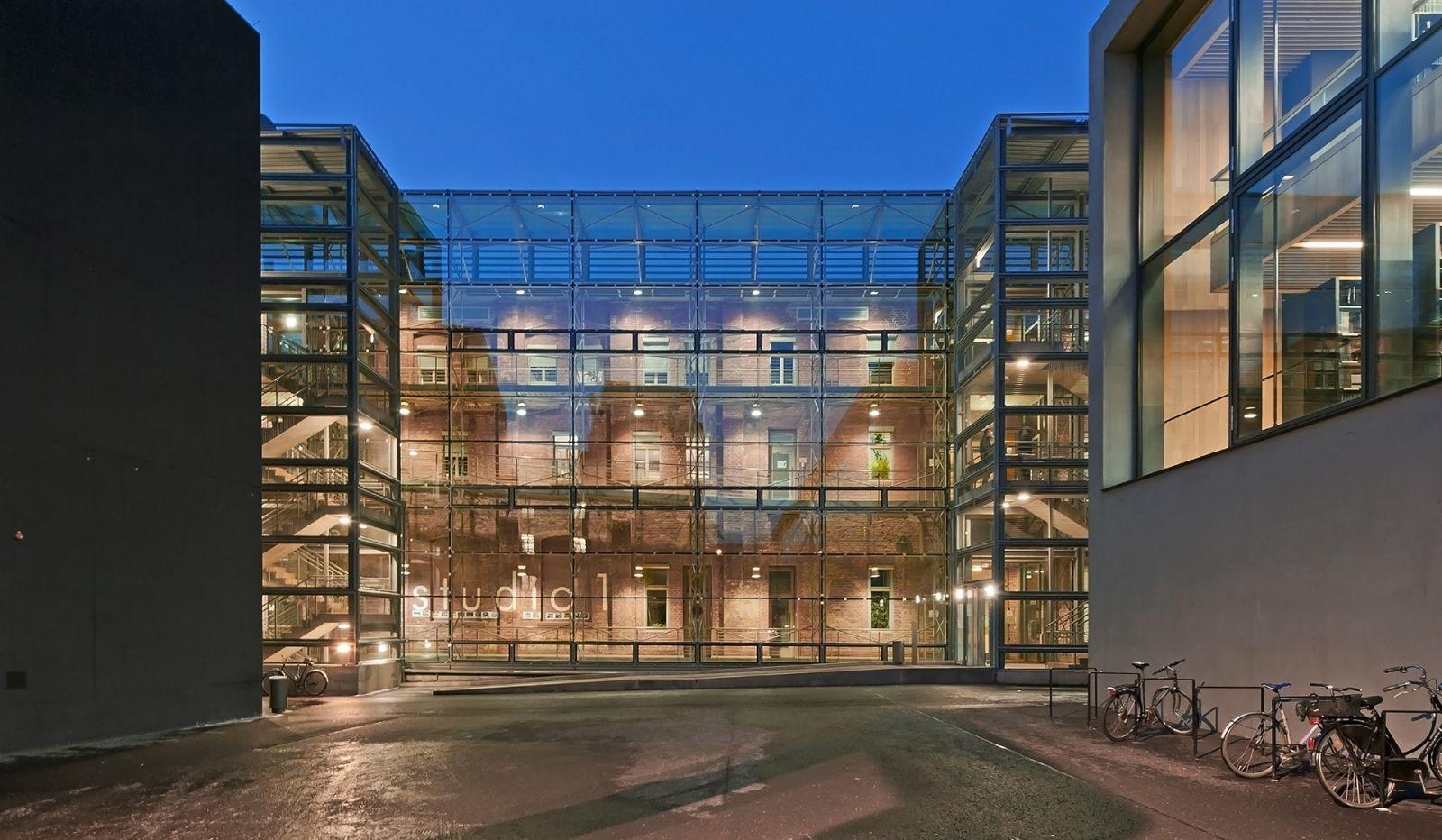 Architekten Weimar medienhaus bauhaus uni weimar pohl architekten architecture
