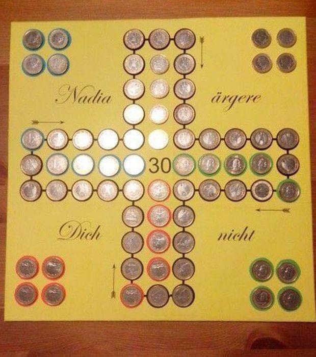 Geldgeschenk Spiel