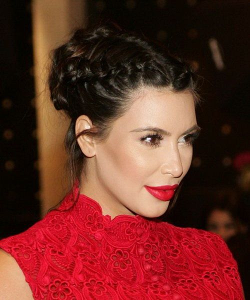 Pin By Women Hairstyles On Beautiful Hair Styles Kim Kardashian Hair Kardashian Hair Hair Styles