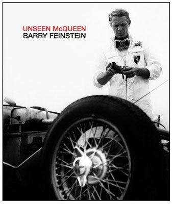 Unseen McQueen by Barry Feinstein