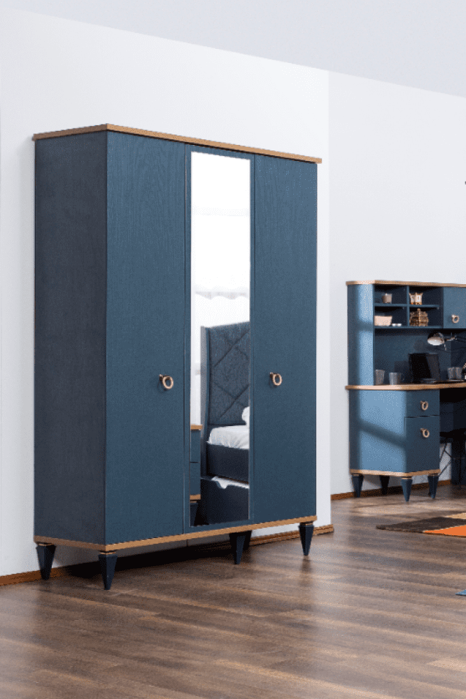 دولاب غرفة أطفال Locker Storage Furniture Home
