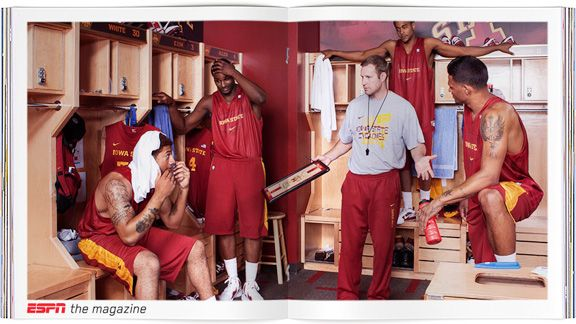 Mcgee The Mayor Returns To Ames With Images Espn Magazine