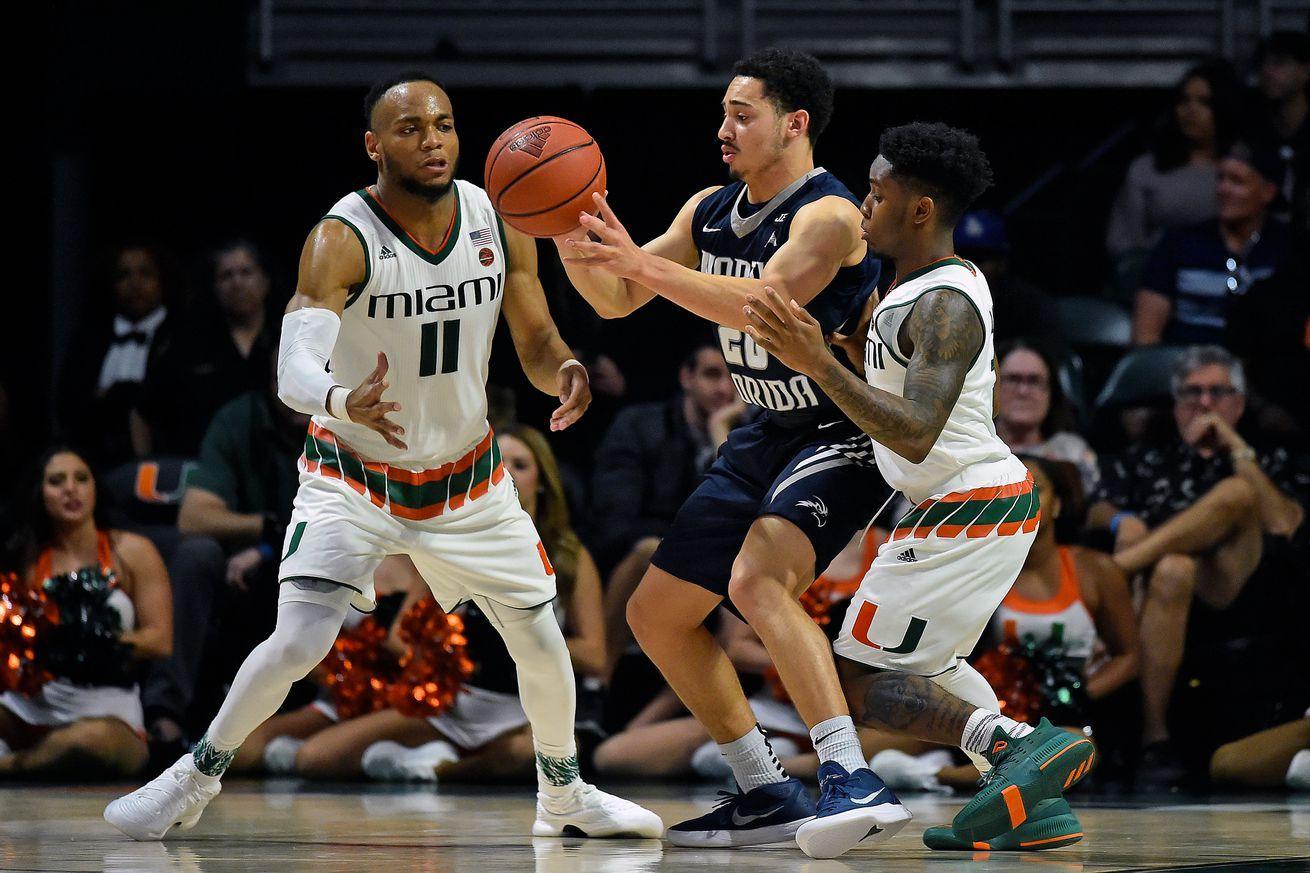Minnesota Basketball Previewing Miami Mens basketball