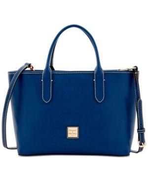 Dooney & Bourke Brielle Medium Satchel - Blue