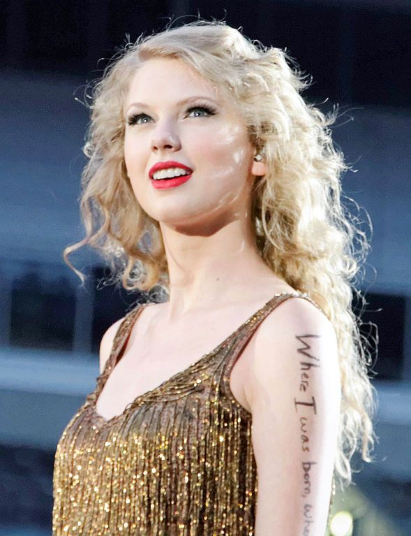 """Which Taylor Swift """"1989"""" Song Are You? I got Bad Blood"""