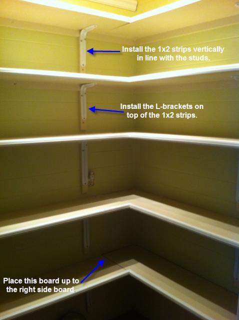 House shaped shelf diy