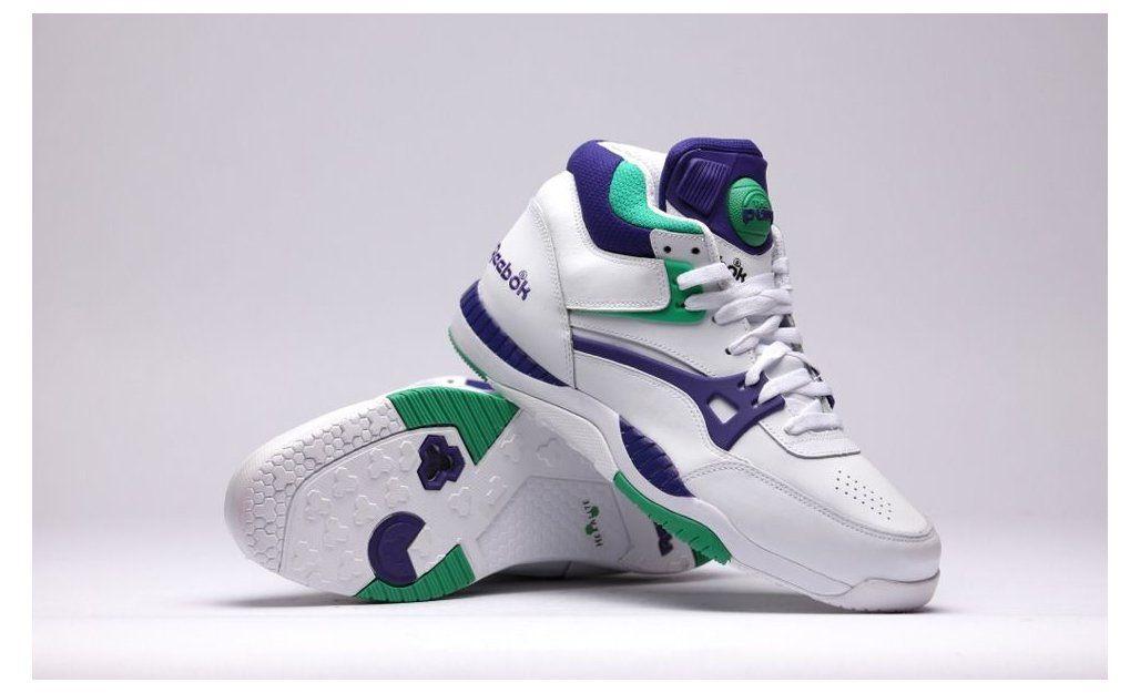 Reebok pump, Reebok retro, Sneakers