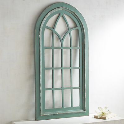 Rustic Teal Arch Pier1 Teal Home Decor Arched Wall Decor Rustic Wood Wall Art