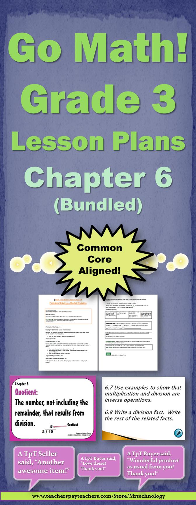 updated go math grade 3 lesson plans chapter 6 6 1 6 9. Black Bedroom Furniture Sets. Home Design Ideas