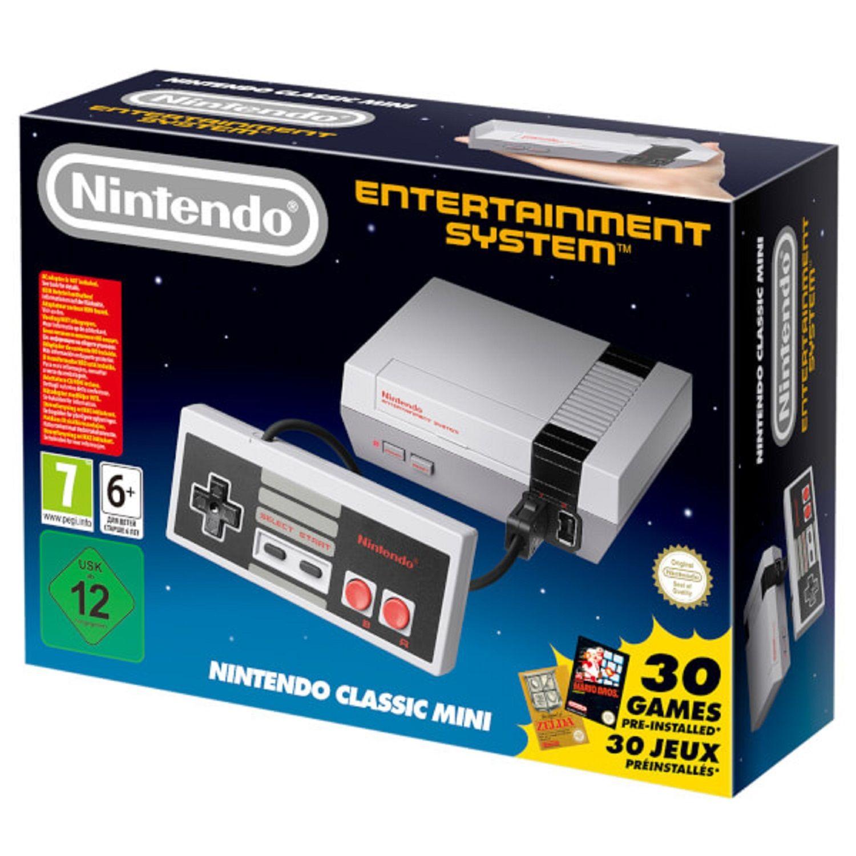 Console Nes Classic Mini Nintendo En 2020 Mini Classique Systeme De Divertissement Nintendo