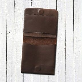 NAPPA LEATHER COIN POCKET