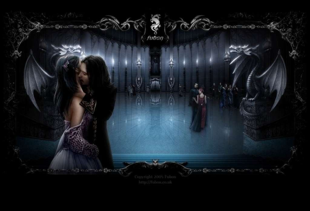 fantasy vampire love - Google Search | Vampire | Vampire ... Vampire Love Wallpaper