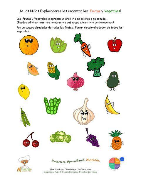 La manera divertida para aprender de la nutrición! Visítenos para ...