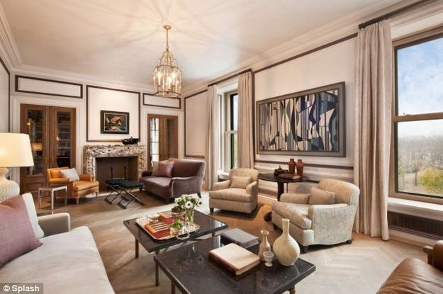 The Most Expensive Apartment Rental In Nyc Astor Suite At Midtown Manhattan S Plaza Hotel Has Four Bedrooms Six Bathrooms A Library And Ipad That