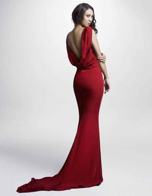 Sexy Red Dress Yoon Mi Rae Quot Like Quot Dresses Pinterest
