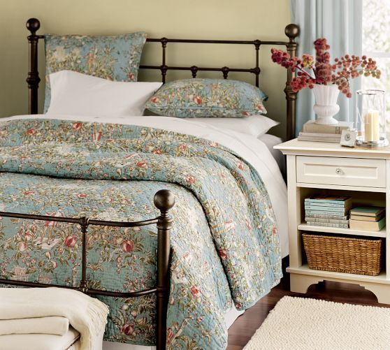 Mendocino Bed Mendocino Bed Pottery Barn Love This