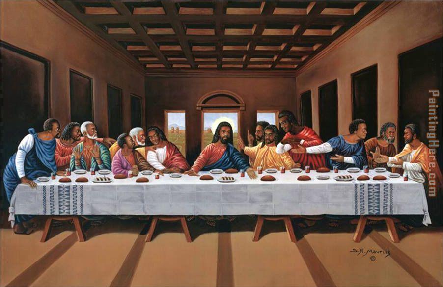 Llast Supper Da Vinci Leonardo Da Vinci Picture Of The Last